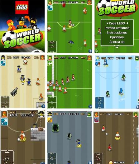 Lego World Soccer movil