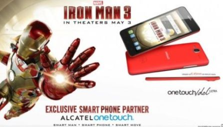 Alcatel One Touch de Iron Man 3