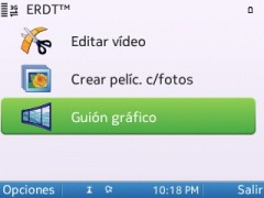 Video Editor 2.05 para Nokia E5