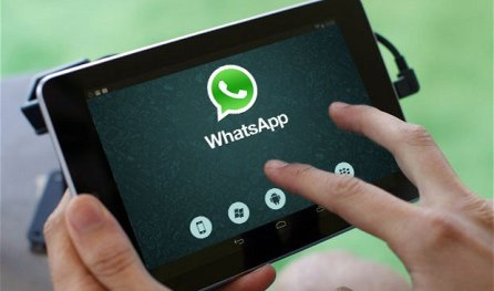 Instalar WhatsApp en tabletas