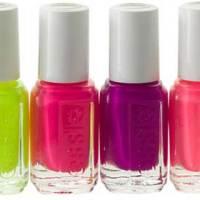 The bold and the beautiful (nail polish)