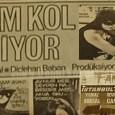 Emre Demirkol'un arşivinden Ölüm Kol Geziyor fotoromanı ve Fantom Istanbul'da buluşalım filmi...