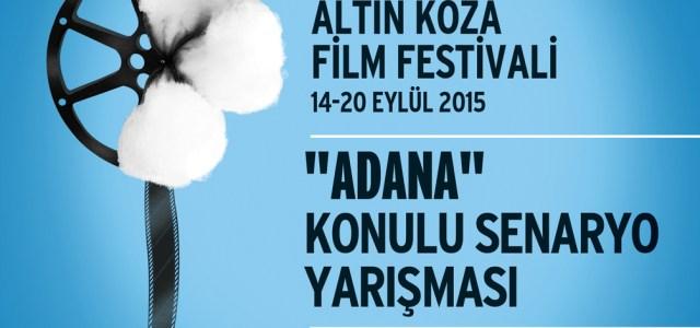 Adana Büyükşehir Belediyesi tarafından düzenlenen 22.Uluslararası Adana Altın Koza Film Festivali bu yıl 14-20 Eylül 2015 tarihleri arasında gerçekleşecektir..