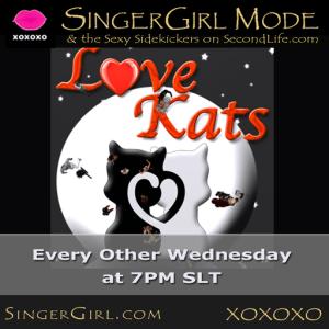 7PM SLT - LOVE KATS (Casual Dress) @ SecondLife.com