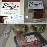 {Restaurant Review} Pronto:Gourmet Italian Drive Thru