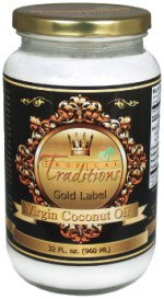 Tropical Traditions Coconut Oil Review / Giveaway