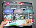 —-SoftFlex™ Natural Nurser™ and Bottle Brush —- {Baby Product Review}