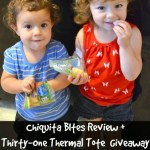 Chiquita-BItes-Review-Thirty-One-Thermal-Tote-Giveaway