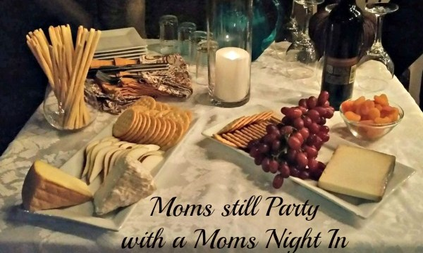 Moms still Party with a Moms Night In