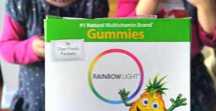 Rainbow Light Power Sours Multivitamin Gummies Review #MomsMeet #RainbowLight