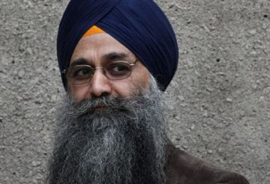 Inderjit Singh Reyat, the only man ever convicted in the Air India bombings of 1985