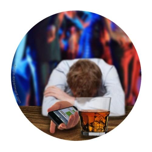 les texto qu'on envoie saoul