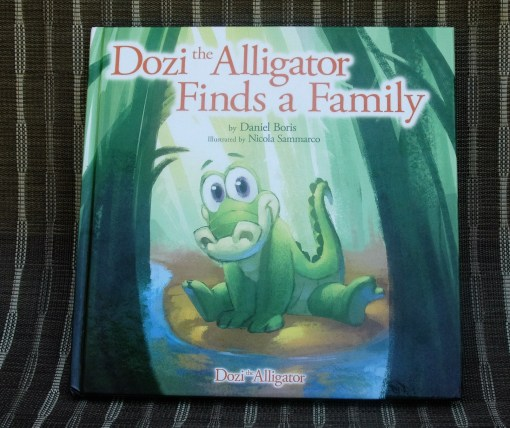"""Warriors Book Series Summary: Book Series Review: """"Dozi The Alligator Finds A Family"""