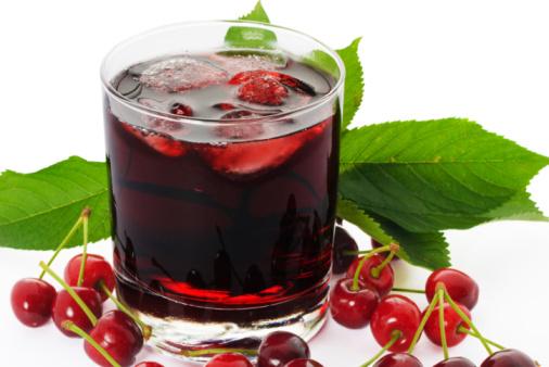 nuoc ep cherry