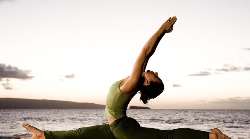 Bài tập yoga giảm cân hiệu quả