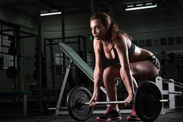 Hư�ng dẫn bài tập gym cho nữ hi�u quả: l�ch tập 6 ngày trong tuần