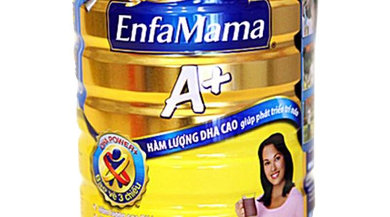 Enfamama A+ dành cho mẹ mang thai và cho con bú