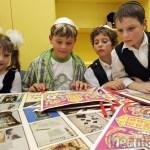 Học bí quyết nuôi dạy con của người do thái
