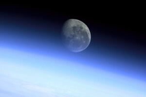 moon-earth-atmosphere