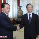 CHINA-BEIJING-WEN JIABAO-DPRK DELEGATION-MEETING (CN)