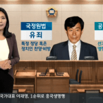 A screen grab from a JTBC report on the Won Sei-hoon ruling. | Image: JTBC