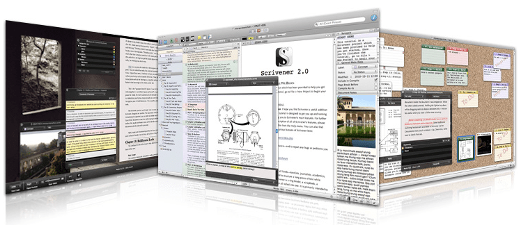 How Scrivener Makes my Writing Life Better