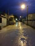 Rainy evening