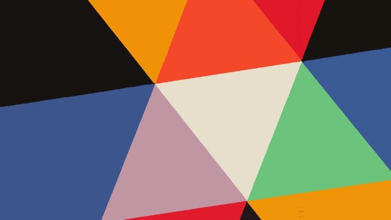 coloured-triangles