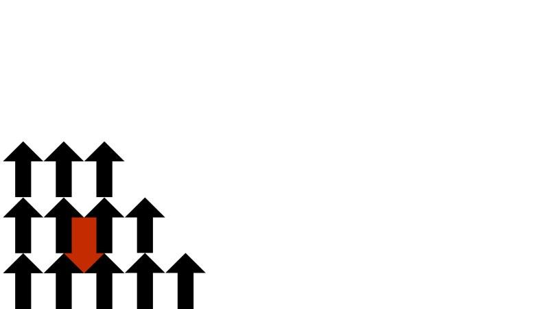 up-arrows