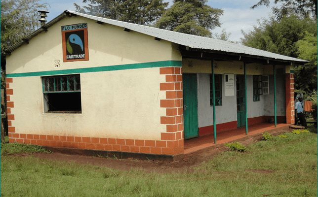 Kiptulus Secondary School Kitchen