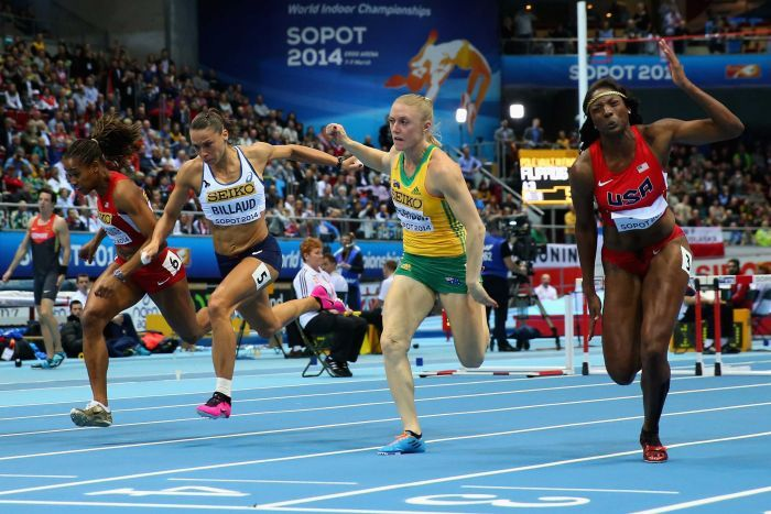 Hurdlers Without Hurdles & Other Random Funny Track and Field Moments #tracknation