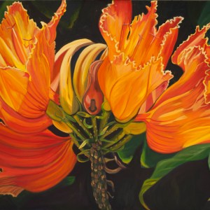 'Flower Fiesta' by Siri Ekman