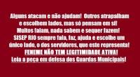 O Diretor Jurídico do SISEP RIO, Frederico Sanches, vem acompanhando sistematicamente a ADIN nº 5156, que tramita no STF. O SISEP RIO foi o primeiro Sindicato a postular e ter […]