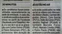O Sisep-Rio realizou uma série de entrevistas com candidatos a prefeito do Rio de Janeiro. As entrevistas foram realizadas pelo nosso diretor jurídico Frederico Sanches. Assista, curta, comente e compartilhe […]
