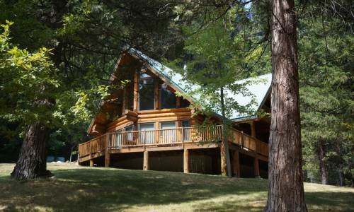 Northern California Log Cabins for sale (1)
