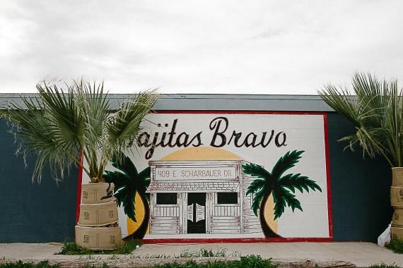 Fajitas Bravo