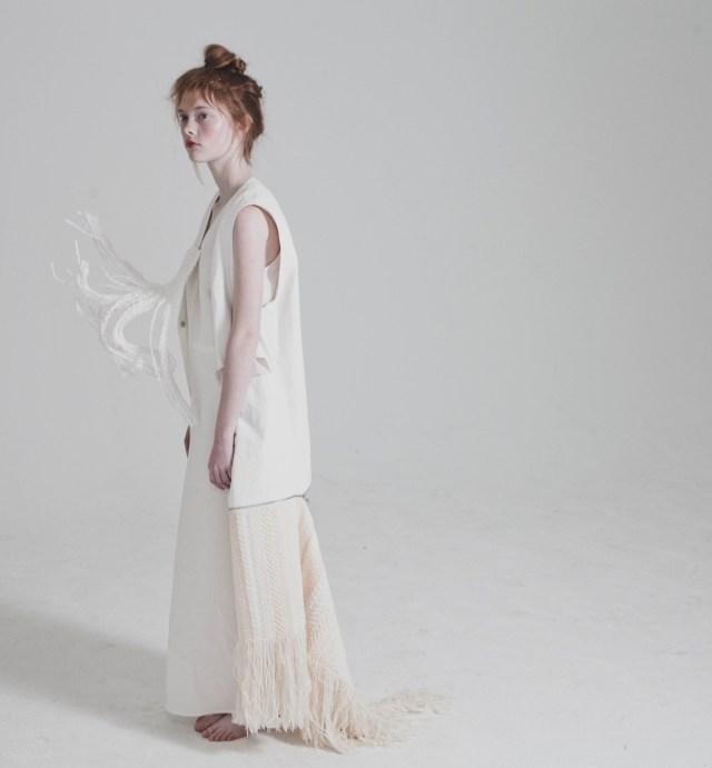 Mari Hidalgo King appreciates textile detail