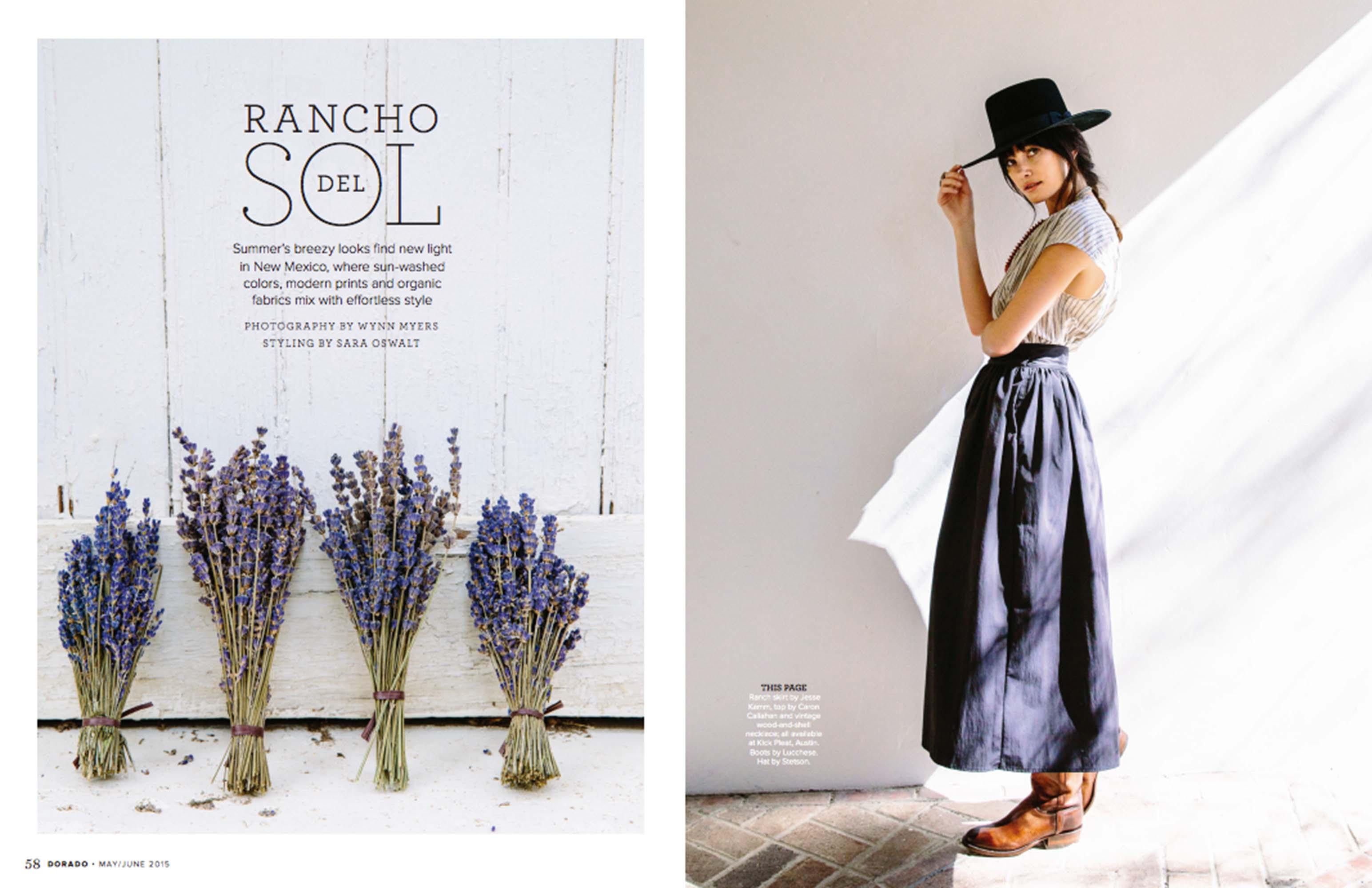 Dorado Magazine Photo Feature