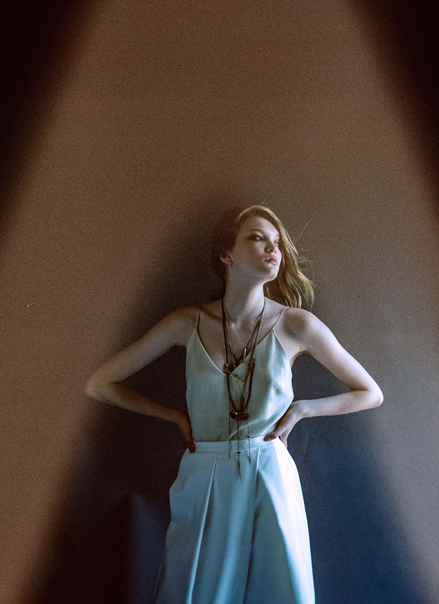 Sara Oswalt as stylist