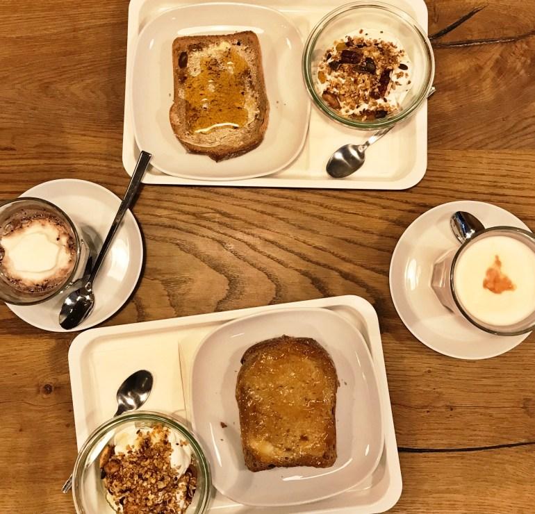 Breakfast at Al Sacco