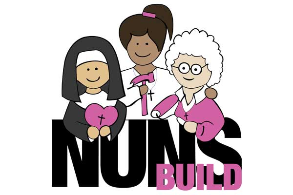 Nuns Build 2016 logo