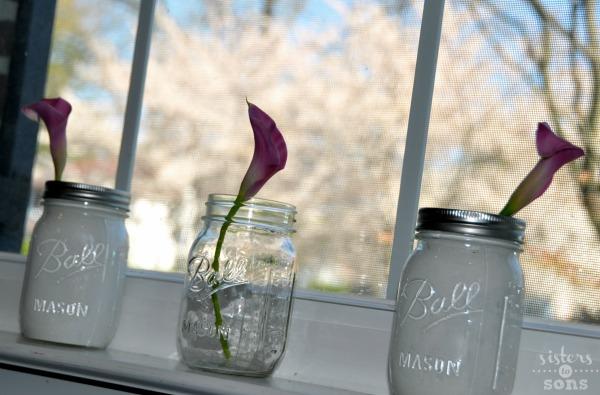 flowersmasonjars