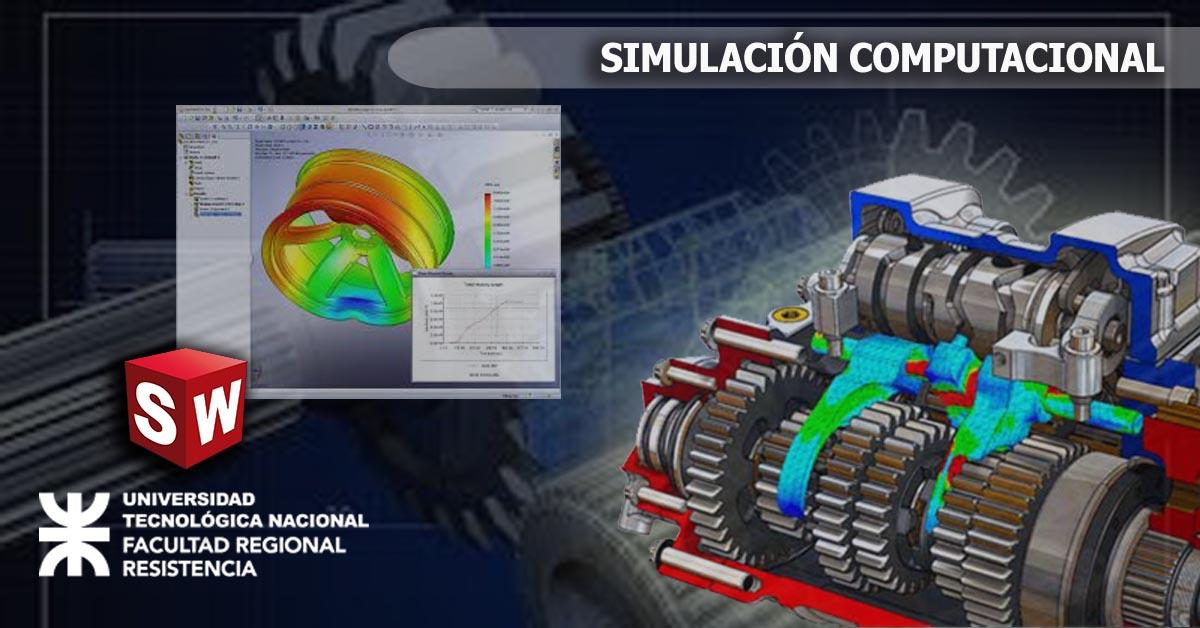 Simulación por Elementos Finitos con Solidworks