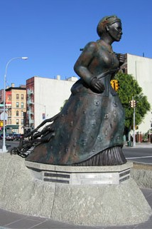 "Harriet Tubman Memorial ""Swing Low"""