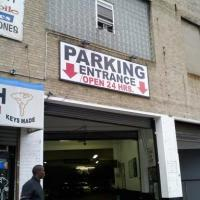 Parking in West Harlem