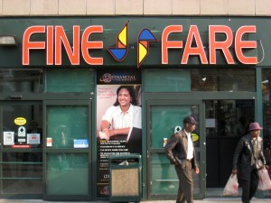 Finefare Grocery In Harlem