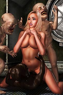 goblin porn