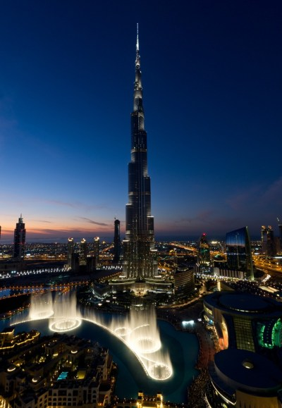 Burj Khalifa: The tallest standing structure in the world | AviDesigns