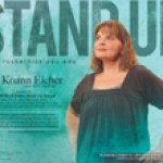 Stand Up Award Honoree K. Eicher