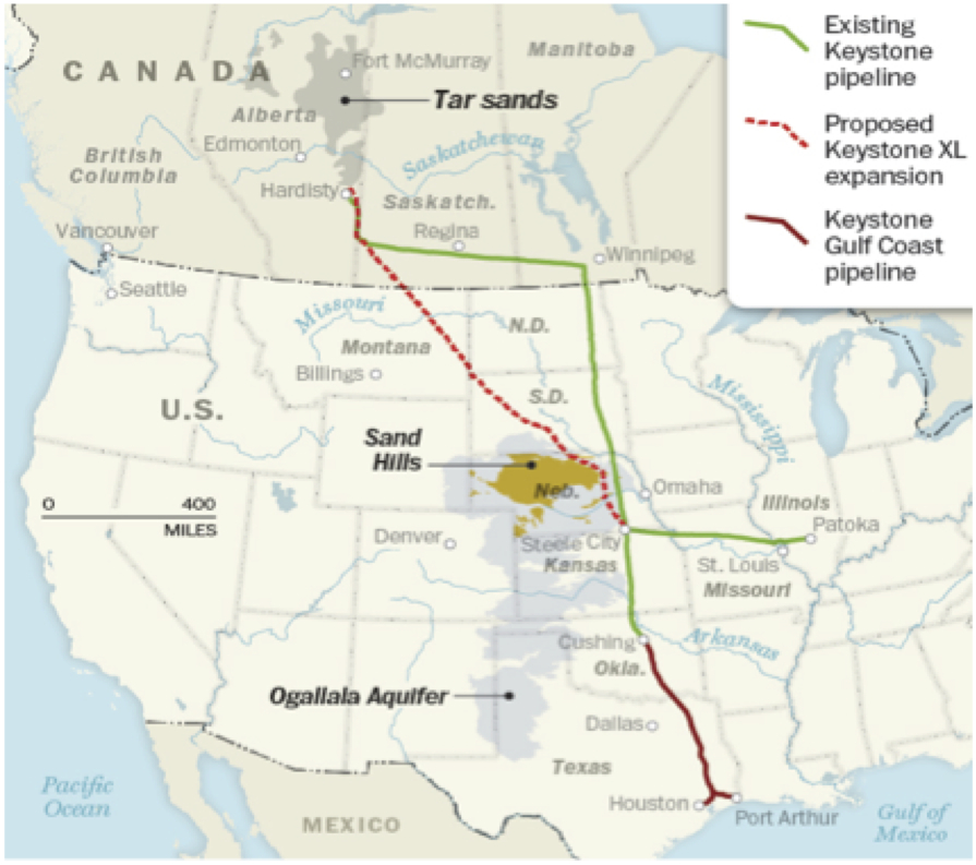the keystone xl pipeline The embattled keystone xl oil pipeline faces yet another delay after a federal  judge ordered the trump administration to conduct a new.